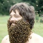 I long for the days of bee-beards.